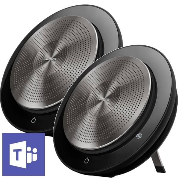 Pack de 2 Jabra Speak 750 MS USB