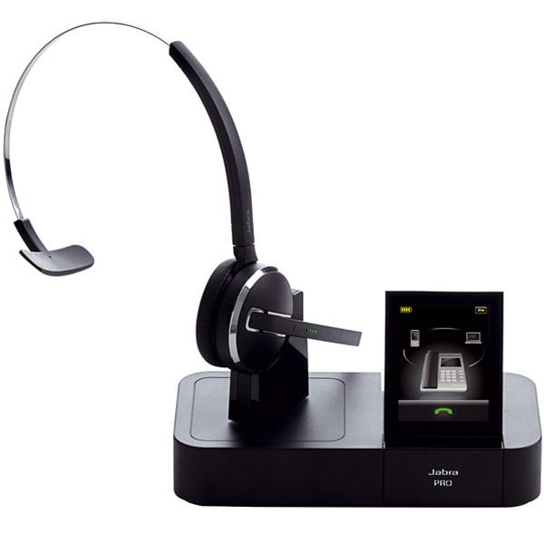 Cuffia Wireless GN Jabra Pro 9470