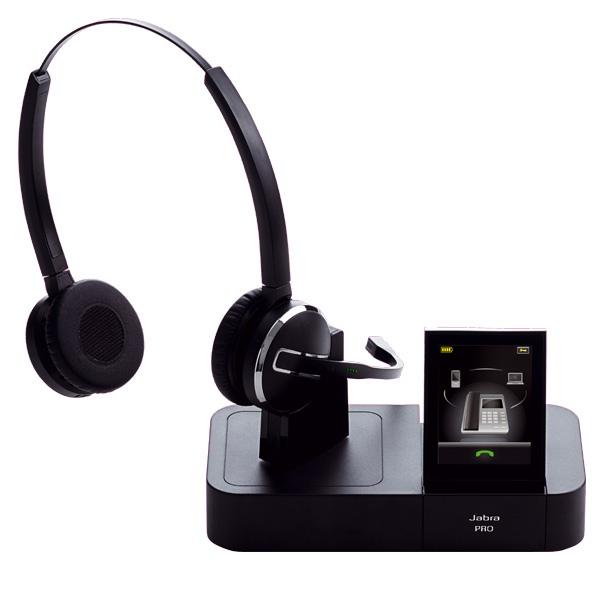 Cuffia Wireless Jabra Pro 9460 Duo