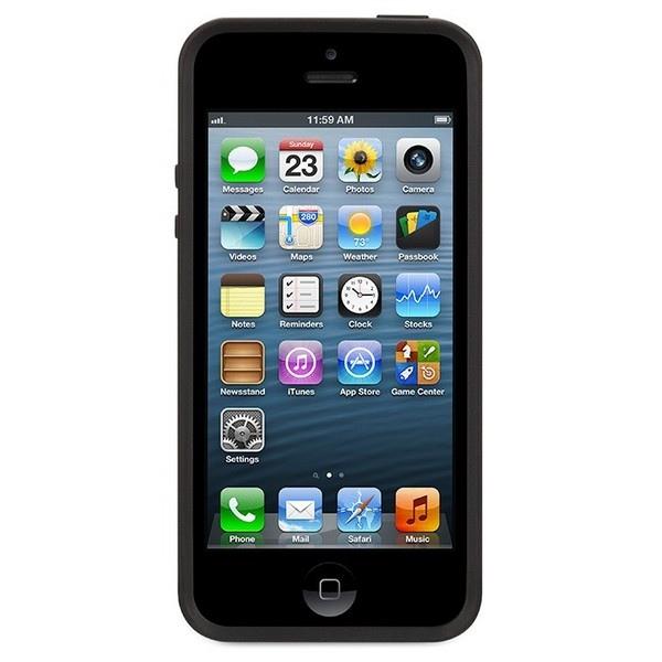 Custodia Griffin Reveal Nera per iPhone 5/5S