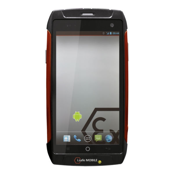 SmartPhone i.Safe IS730.2 NFC Atex con fotocamera