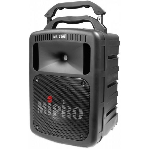 Sistema di sonorizzazione MiPro MA708 PAD