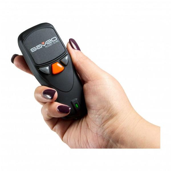 Escáner Saveo Pocket Scan