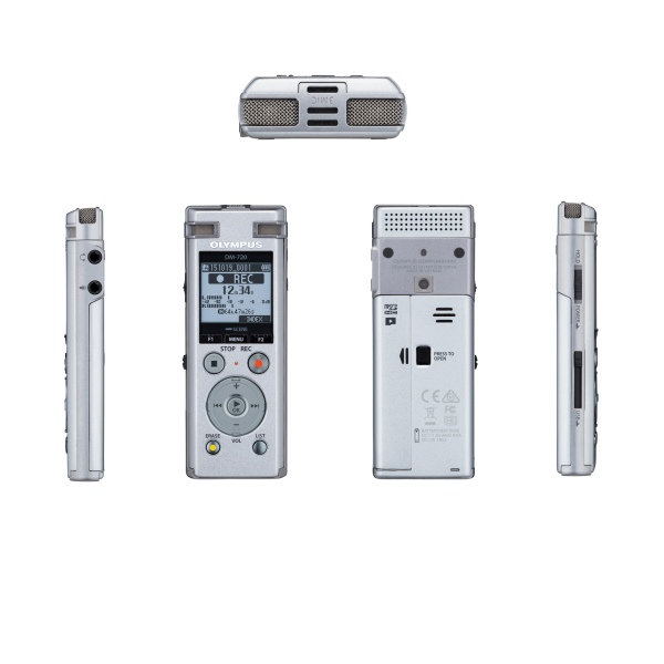 Olympus DM-720 + Kit di trascrizione AS 2400