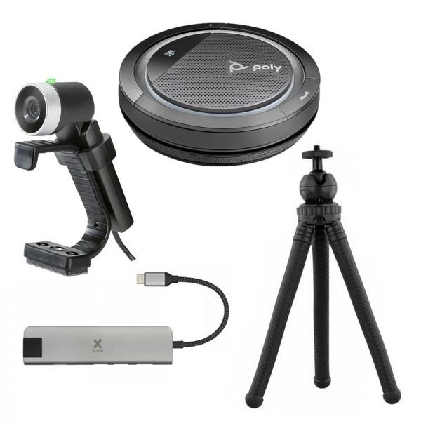 Pack per videoconferenze Poly Calisto 5300 + Eagle