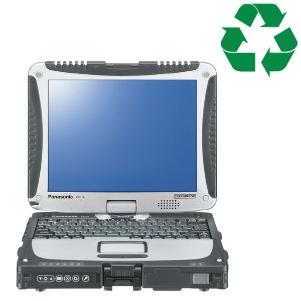 "Panasonic Toughbook CF-19 10.1"" 4GB"
