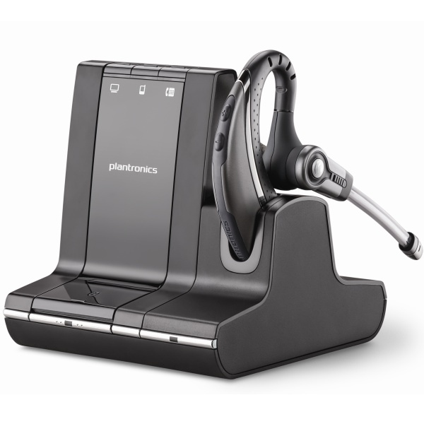 Cuffia Wireless Plantronics Savi W730