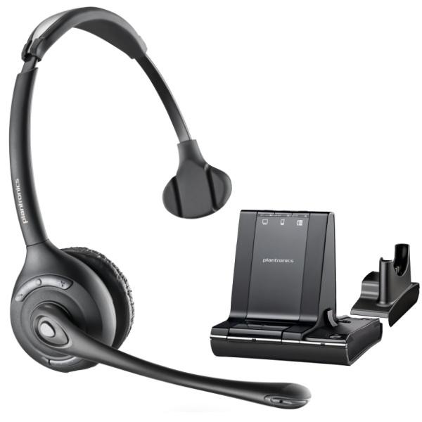 Cuffia Wireless Plantronics SAVI W710M Skype for Business