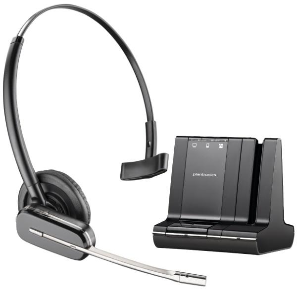 Cuffia Wireless Plantronics Savi W740