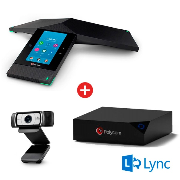 Videoconferenza Polycom 8800 Trio Skype for Business