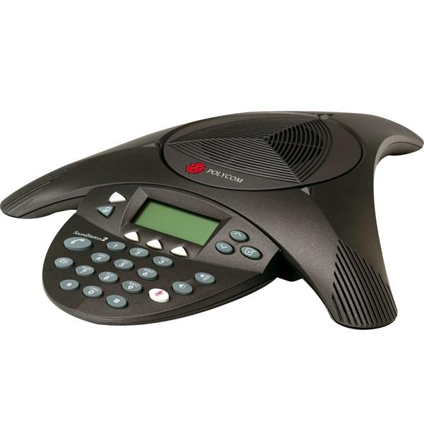 Audioconferenza Polycom SoundStation IP6000 con alimentatore