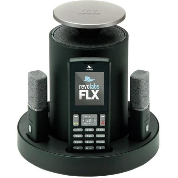 Revolabs FLX2 - 1 omnidirezionale e 1 portatile