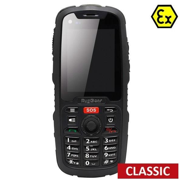 Telefono resistente RugGear RG310 - Classic