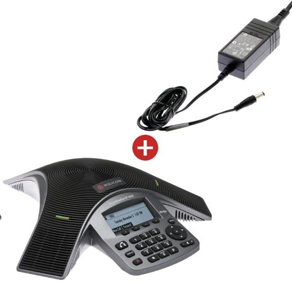 Polycom Soundstation IP5000 + Alimentazione esterna