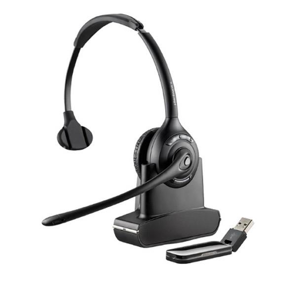 Cuffia Wireless Plantronics Savi W410M