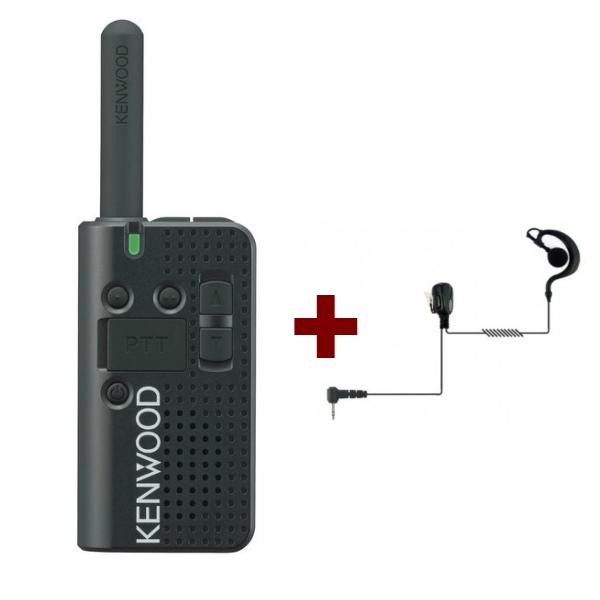 Kenwood PKT-23E + 1 auricolare PTT