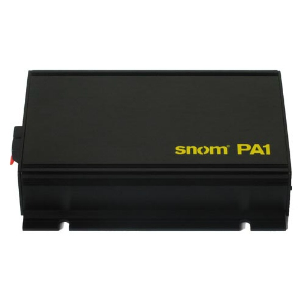 Sistemi di megafonia Snom PA1