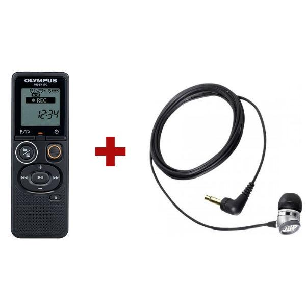 Olympus VN-541PC + Microfono da registazione TP-8