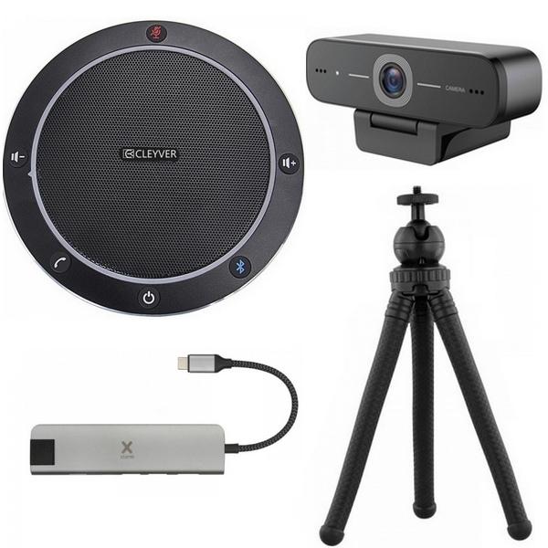 Pack per videoconferenze Cleyver CC60