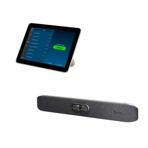 Poly Studio X50 + Poly TC8 Kit de videoconferenza All-in-One