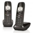 Teléfonos DECT Gigaset AS405 Dúo