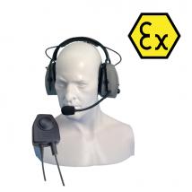 Cuffia antirumore ATEX Entel CHP950D