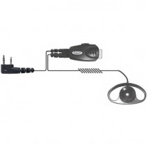 Auricolare Earloop con connessione Kenwood 2 pin