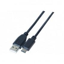 Caco USB-A 2.0 a USB-C 2.0 1m
