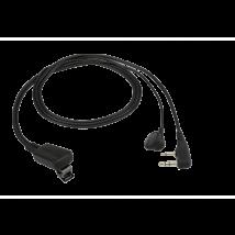 Micro auricolare Kenwood con 2 pin EMC-11W