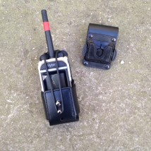Custodia universale per walkie talkie