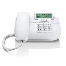 Telefono fisso Siemens Gigaset DA610 Bianco
