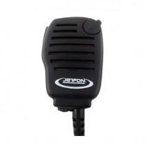 Microfono da spalla compatibile con ricetrasmittenti Dynascan e Vertex