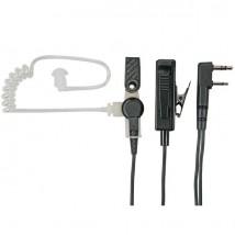 Kit guardia del corpo KHS-8BL con microfono per Kenwood