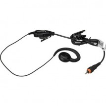 Micro auricolare con PTT per walkie talkie Motorola CLP446