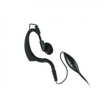 Kit contorno orecchio TLKR per ricetrasmittente pin singolo 2.5mm