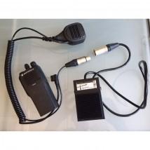 Pedale PTT per Motorola serie XT (2 Pin)