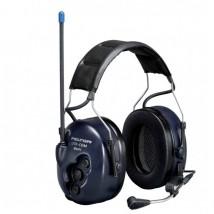 Cuffia antirumore 3M Peltor Litecom Plus Bluetooth