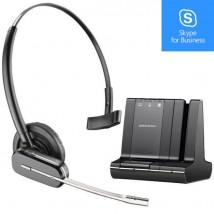 Cuffia Wireless Plantronics Savi W740M Skype for Business