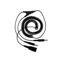 Cavo QD/doppio jack 3,5 mm spiralato Jabra per PC