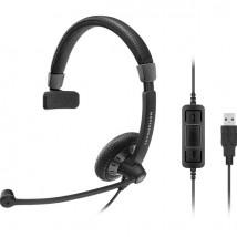 Sennheiser SC 40 USB CTRL Monaural Headset