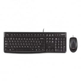 Set tastiera e mouse Logitech Desktop MK120
