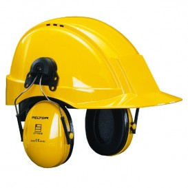 Cuffia Peltor Optime I - Casco