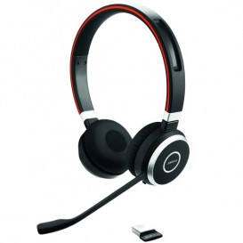 Cuffia wireless Jabra EVOLVE 65 UC Stereo
