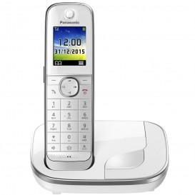 Telefono Cordless PANASONIC KX-TGJ310 - Bianco