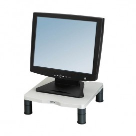 Supporto monitor Standard Platino Fellowes