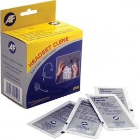 Salviette disinfettanti per cuffie