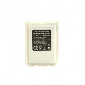 Batteria 1800mAh per Dynascan 1D Bianco