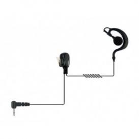 Kit Contorno orecchio Talkabout per ricetrasmittente pin singolo 2.5mm