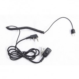 Cavo Peltor TAMT06/IC-HRT per walkie talkie Icom