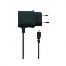 Caricabatterie Rete KSIX 1A Micro USB